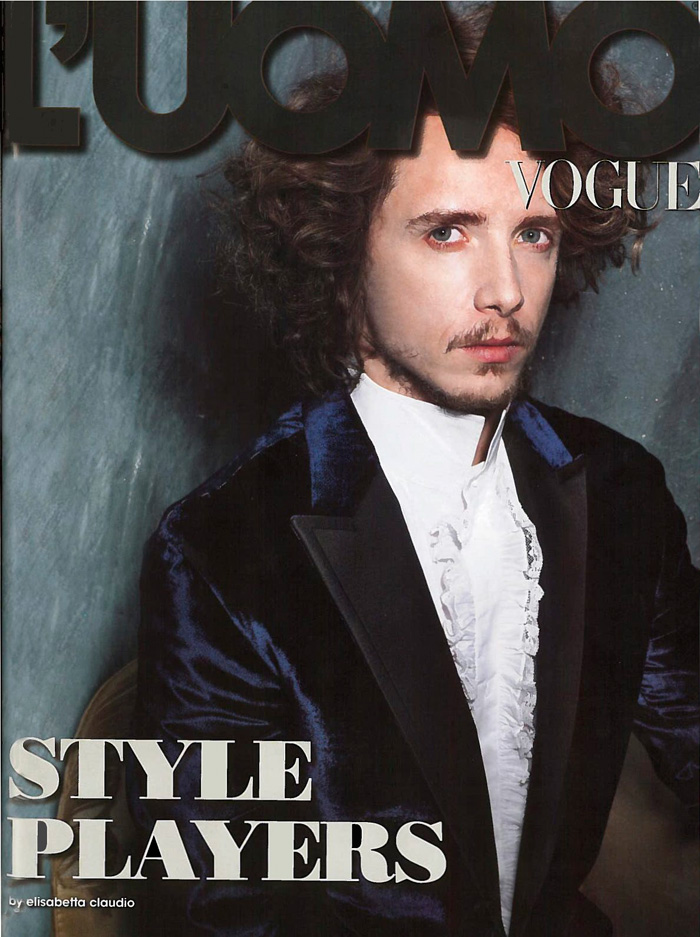 Laccio Cover Vogue